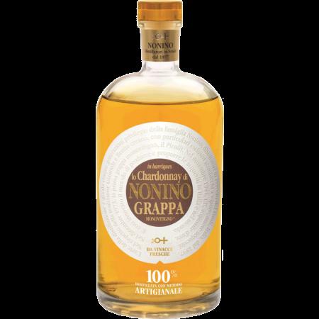Grappa Nonino Chardonnay 0,7 l