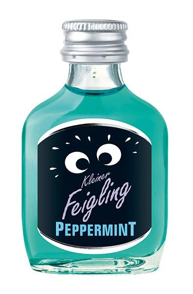 Kleiner Feigling Peppermint 15% 30x0,02 l
