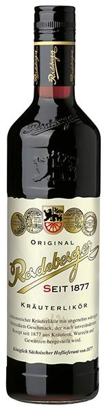 Radeberger Kräuter 35% 0,7 l