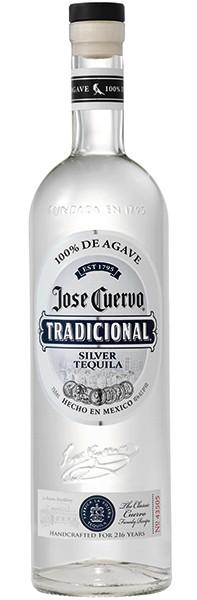 Jose Cuervo · Tradicional Silver 38% 0,7 l