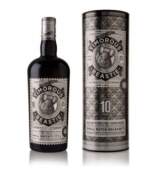 Timorous Beastie Whisky 46,8% 0,7 l