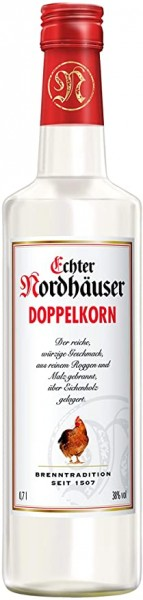 Nordhäuser DK 38% 1,0 l