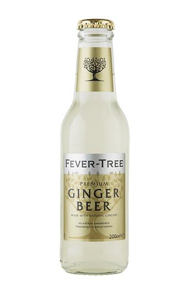 Fever Tree Ginger Beer 24x0,2 l