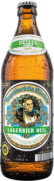 Augustin Lager hell 20x0,5 l