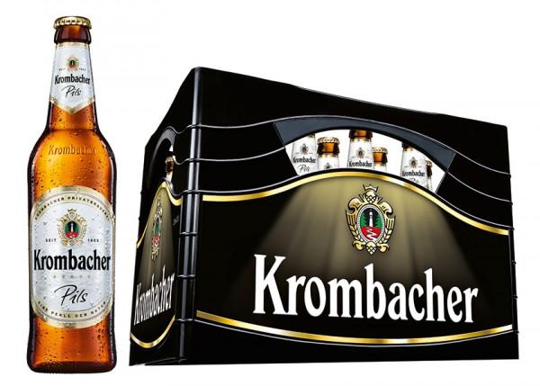 Krombacher Pils 20x0,5 l
