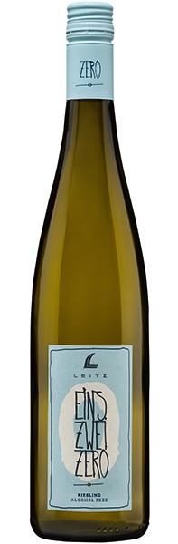 Leitz · EINS-ZWEI-ZERO · Riesling · Alkoholfreier Wein 0,75l