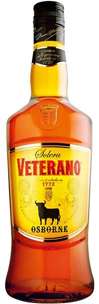 Osborne Veterano · Spanische Spirituose Solera 30% 0,7 l