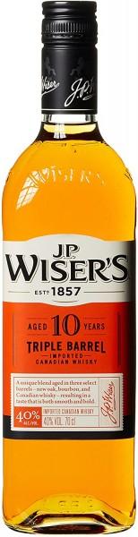 J.P.Wiser S Triple Barrel 0,7 l