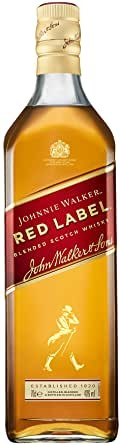 John. Walker Red Label 1,0 l