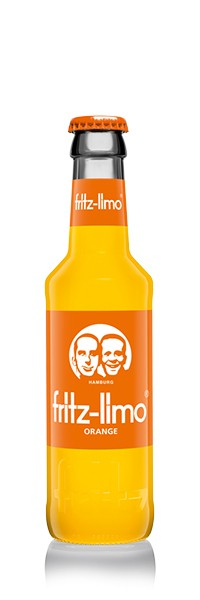 Fritz Limo Orange 24x0,2 l