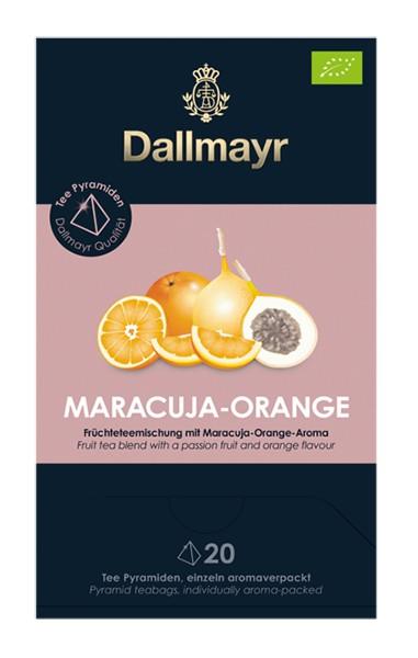 Dallmayr Rooibostee mit Mango - Maracuja - Aroma 20x 2,5g