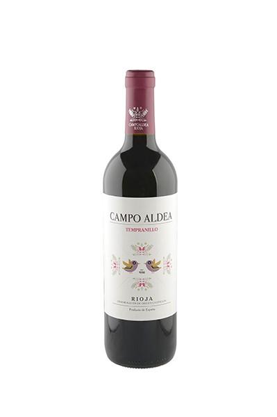 Campo Aldea Rioja DOC mit Naturkork 0,75 l