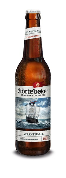 Störtebeker Atlantic Ale Alkoholfrei 24x0,33 l
