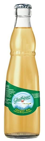 Glashäger Ginger Ale 20x0,25 l