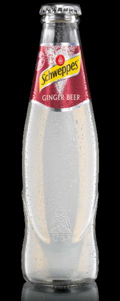 Schweppes Ginger Beer 24x0,2 l