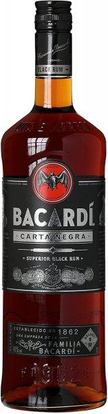 Bacardi Negra Black 37,5% 0,7 l