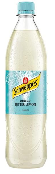 Schweppes Bitter Lemon 6x1,0 l