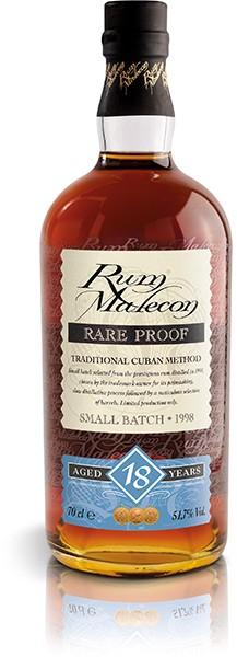 Rum Malecon Rare Proof 17 Jahre 51,2% 0,7 l