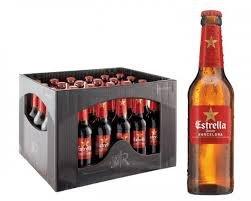 Estrella Damm 24x0,33 l