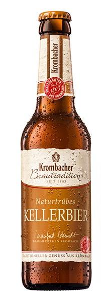Krombacher Keller natur 4x6x0,33 l