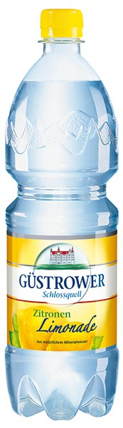 Güstrower Zitronenlimonade PET 12x1,0 l