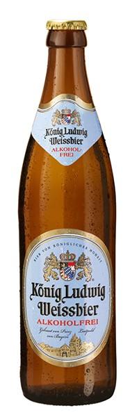 König Ludwig Hefe Alkoholfrei 20x0,5 l