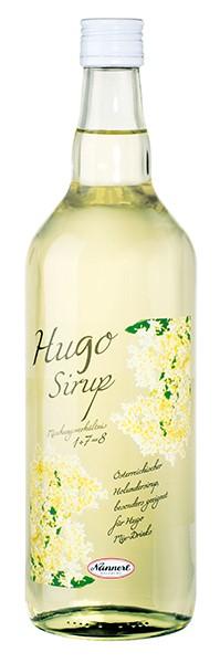 Hugo Sirup 1,0 l