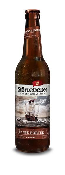 Störtebeker Hanse-Porter 24x0,33 l