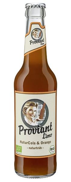 Proviant Cola natur 24x0,33 l