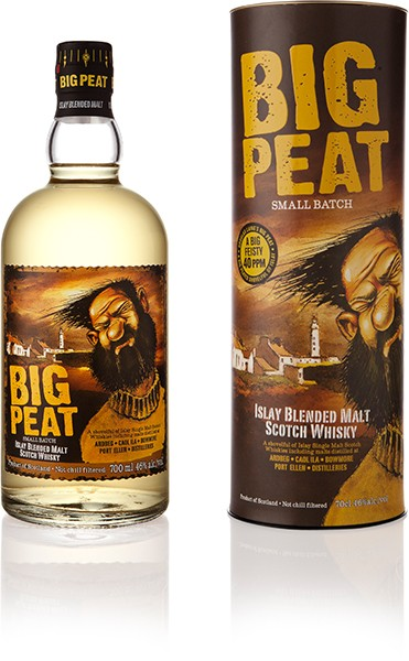 Big Peat Whisky 46% 0,7 l
