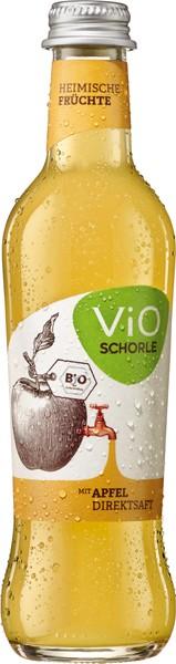 ViO Apfelschorle 24x0,33 L