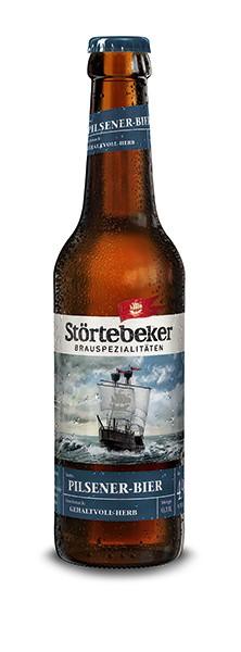 Störtebeker Pilsener Bier 24x0,33 l