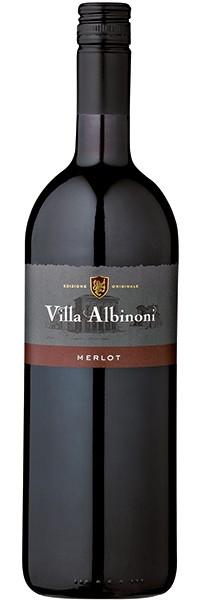 Merlot Veneto IGT, Villa Albinoni, Veneto 1,0l