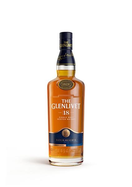 Glenlivet 18 Jahre 0,7 l