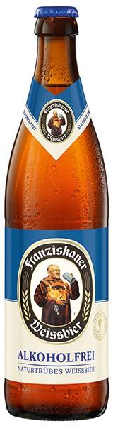 Franziskaner Alkoholfrei 20x0,5 l