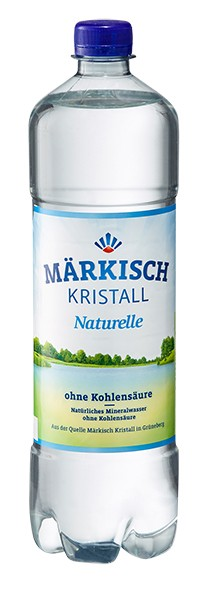 Märkisch Naturell PET 20x0,5 l