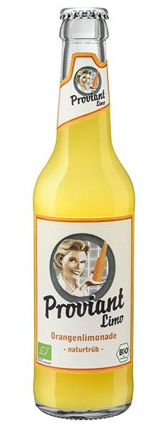 Proviant Orangenlimo 24x0,33 l