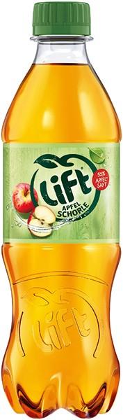 Lift Apfelschorle Einweg 12x0,5 l