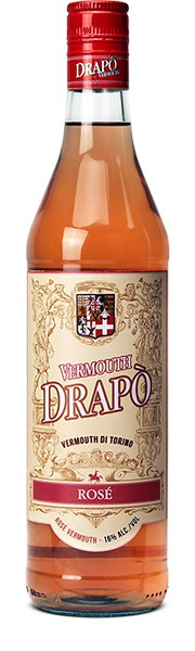 Drapo Rose Vermouth 16% 0,75 l