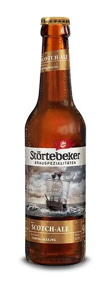 Störtebeker Scotch Ale 24x0,33 l
