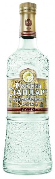Russian Standad Gold 40% 0,7 l