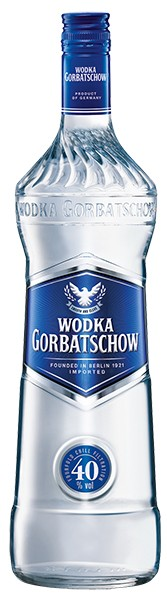 Gorbatschow Wodka 37,5% 1.0 l