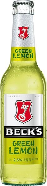 Beck's Green Lemon 24x0,33 l